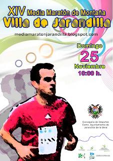 "XIV Media Maratón de Montaña ""Villa de Jarandilla"""