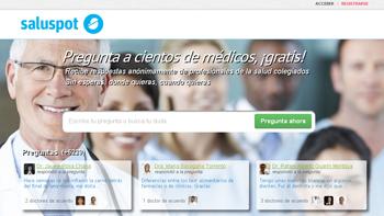 consulta a medicos online en Saluspot