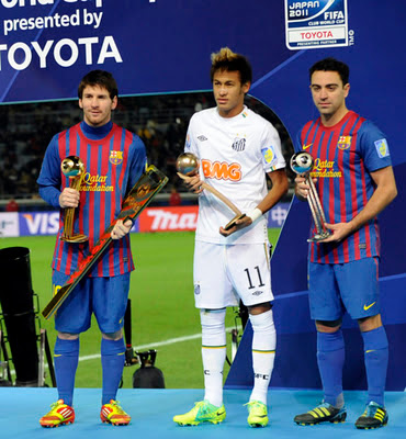 neymar on going with barcelona santos forwarder neymar is the most