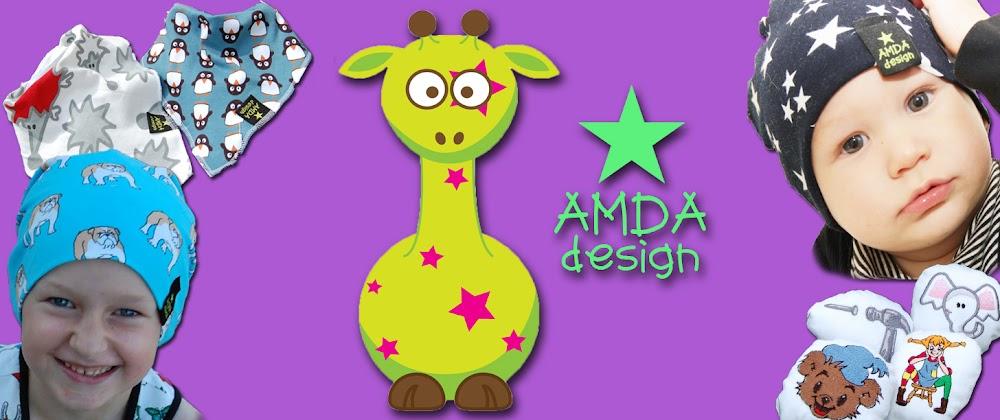 AMDA design