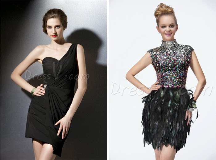 striking beautiful gorgeous cocktail dresses