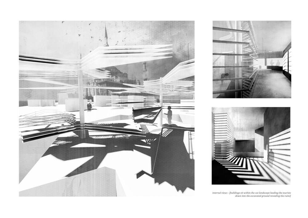 palimpsest architecture thesis The thesis will explore the migration of content between forms, specifically between cinema and text by reflexively interrogating my film dry country, and drawing a thread through yugoslav film history and slovenian history (1941- present), i will map what happens when the record of what has been captured in the film's.