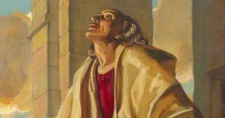 """the prophet habakkuk Finally, unique to habakkuk, he gives a psalm patterned after the psalter with a heading, """"a prayer of habakkuk the prophet on shigionoth"""" and a conclusion."""
