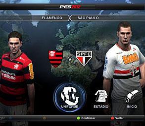 Patch Elite Hd Pes 2012 + Brasileirão Atualizado