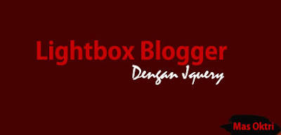 Lightbox  Gambar Blog
