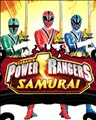 Power Rangers Samurai Spirit