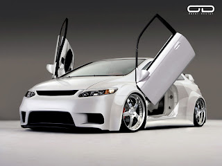 Honda Civic Si vt Modification