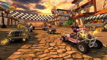 Beach Buggy Racing apk for Android free download