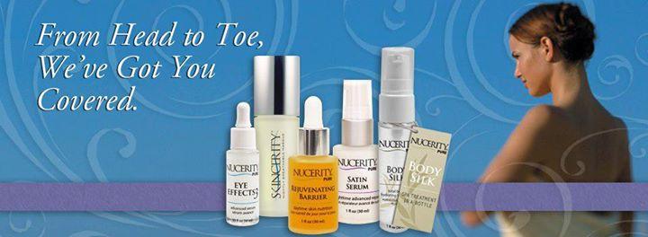 Rangkaian Skincare dari Nucerity