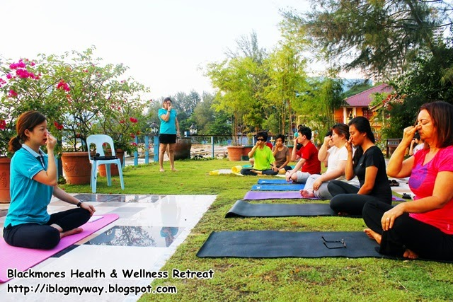 Blackmores Health & Wellness Retreat 2015