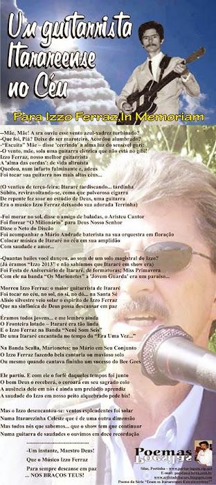 Izzo Ferraz, In Memoriam