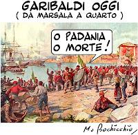 L'UNITA' D'ITALIA HA TRADITO IL SUD