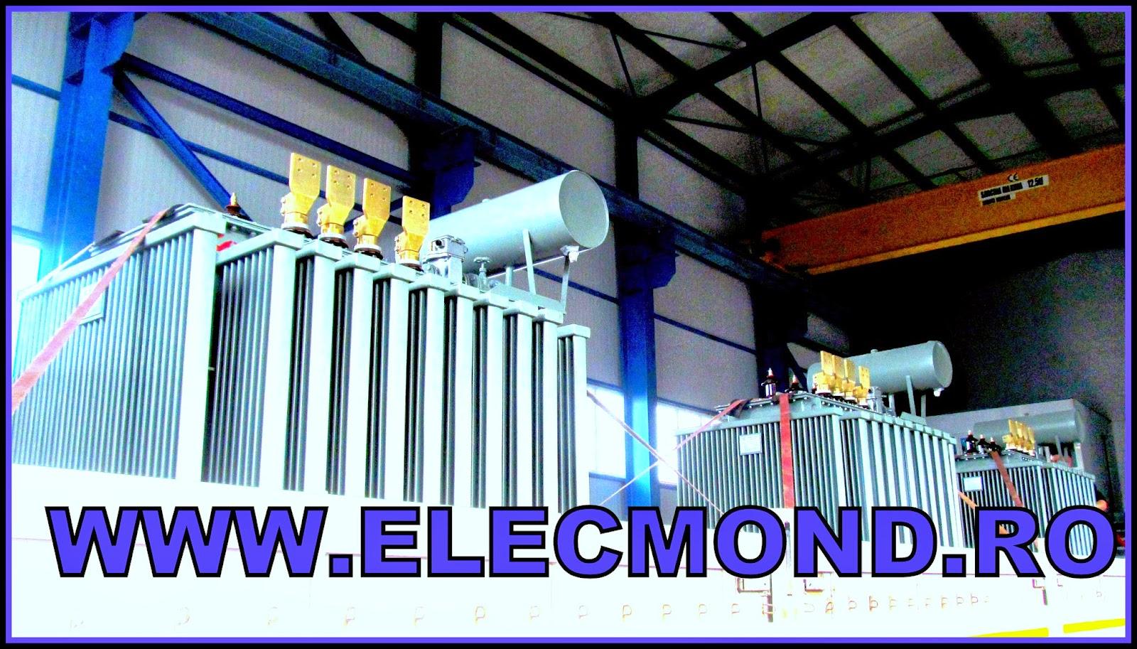 Transformatoare 1600 kVA 6/0,4 kV Cupru , transformator 1600 kVA Cupru  6/0,4 kV , Elecmond Electric , trafo , transformator