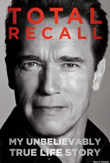 Arnold Schwarzenegger - total recall bok