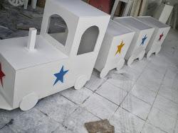 mesa trem