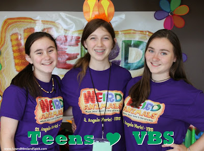 Teens Love VBS