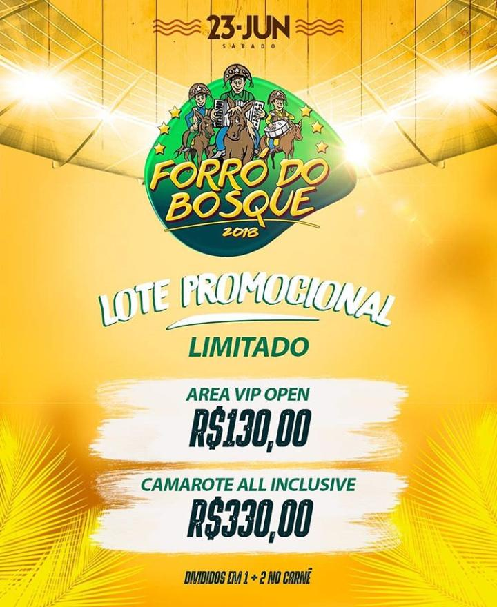 Forró do Bosque