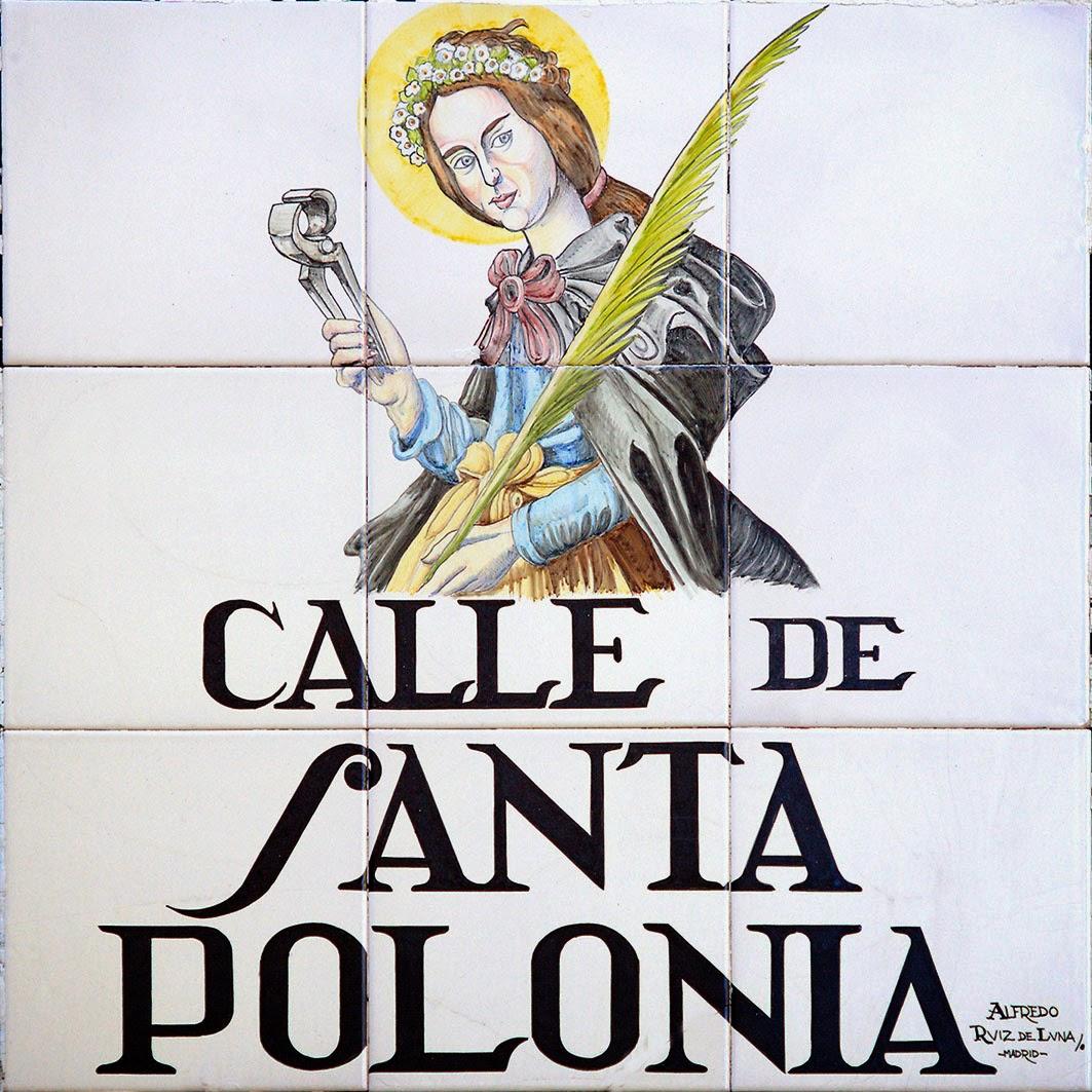 Calle de Santa Polonia
