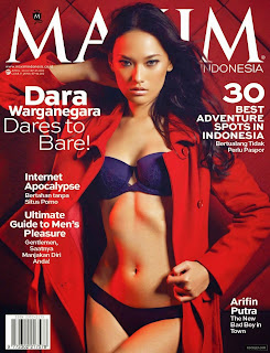 Dara Warganegra – Hot Photoshoot For Maxim Indonesia 2014