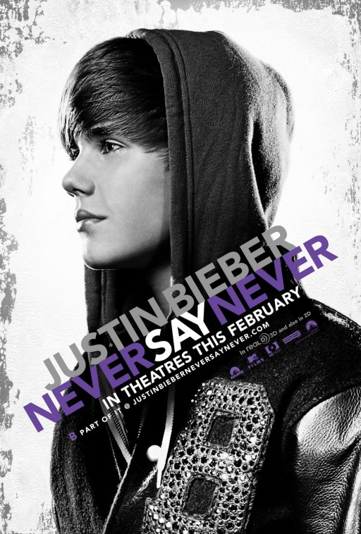 Wins 2 Tickets to the 3D 'Never Say Never' Movie Premier Event in LA, Justin