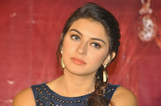 Actress Hansika Motwani  Pictures in Short Dress at Biriyani Movie Audio Launch Function  0114