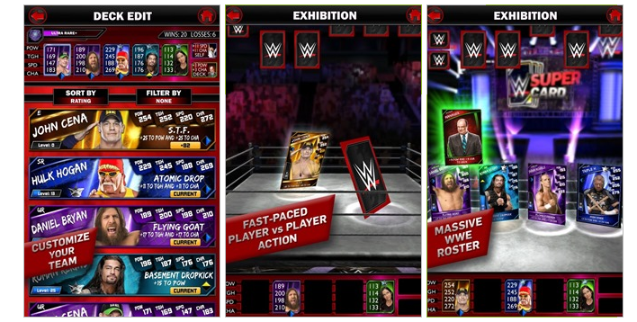 "Download » ""WWE SuperCard"" Mobile Game For Android & Apple IOS Devices (Post By ShuBham)"