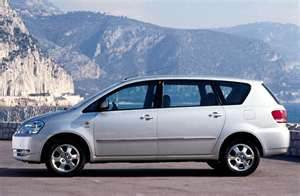 Toyota Avensis 5 Door Estate SPECIFICATIONS