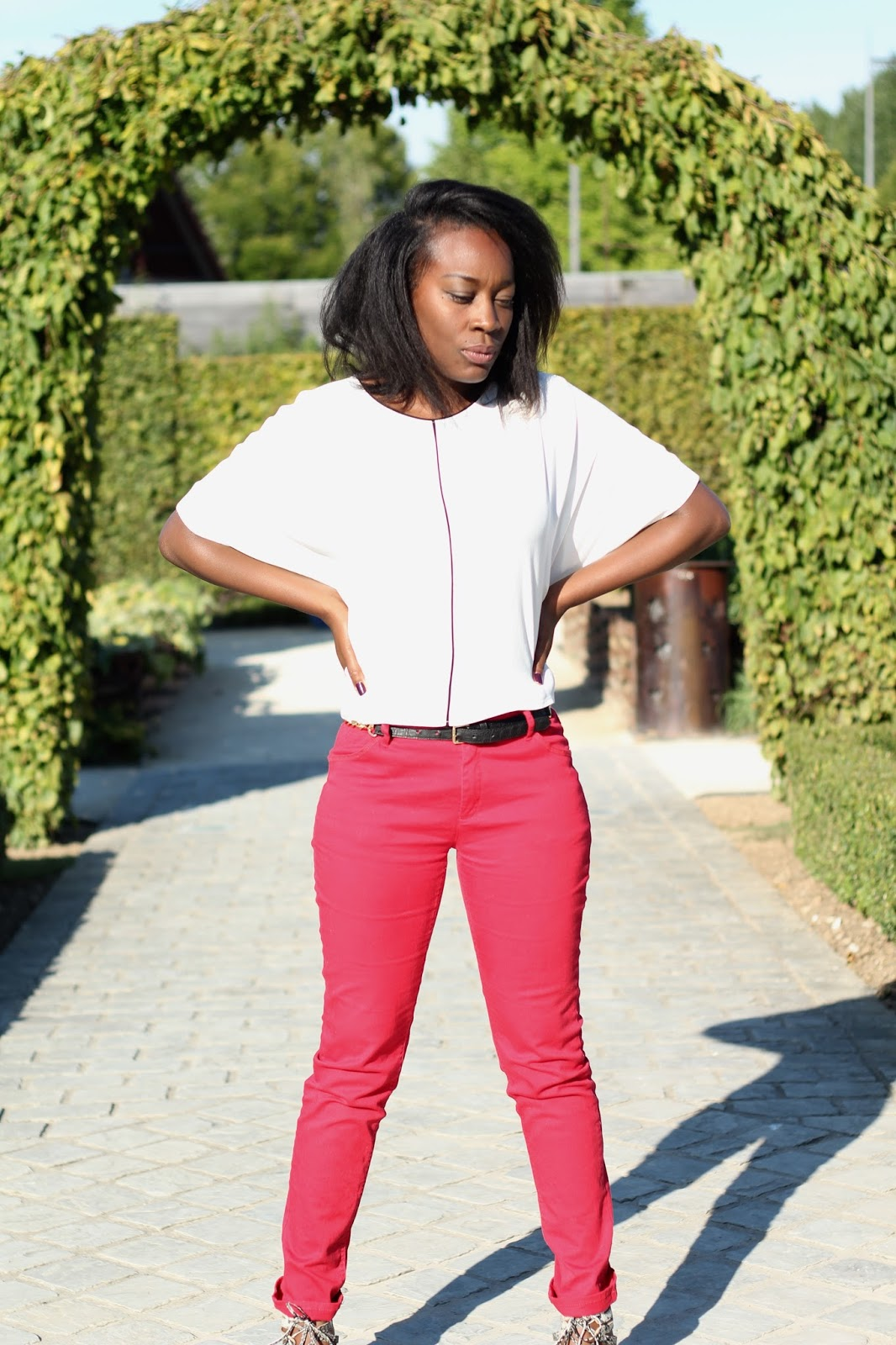 BLOG MODE ET TENDANCE-FASHION BLOGGER-STRAIGHT HAIR