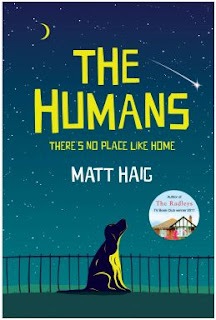 The Humans by Matt Haig book cover