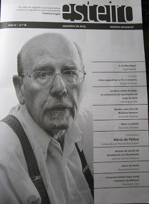 ESTEIRO - revista - Partido Comunista português