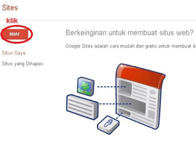Cara menyimpan file di google sites