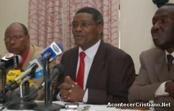 Pastores evangélicos de Kenia