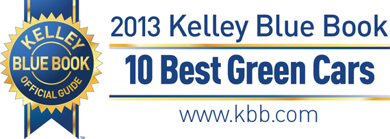 Ford Vehicles Make Kelley Blue Book's 10 Best Green Cars