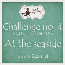 Challenge no. 4 - At the seaside