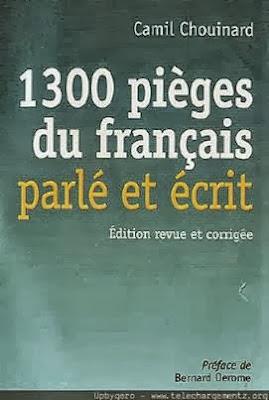 1300 pièges du Français parlé et écrit - telecharger gratuit