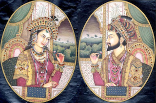 Most Famous Immortal Love Stories In History And Literature Shah Jahan and Mumtaz Mahal