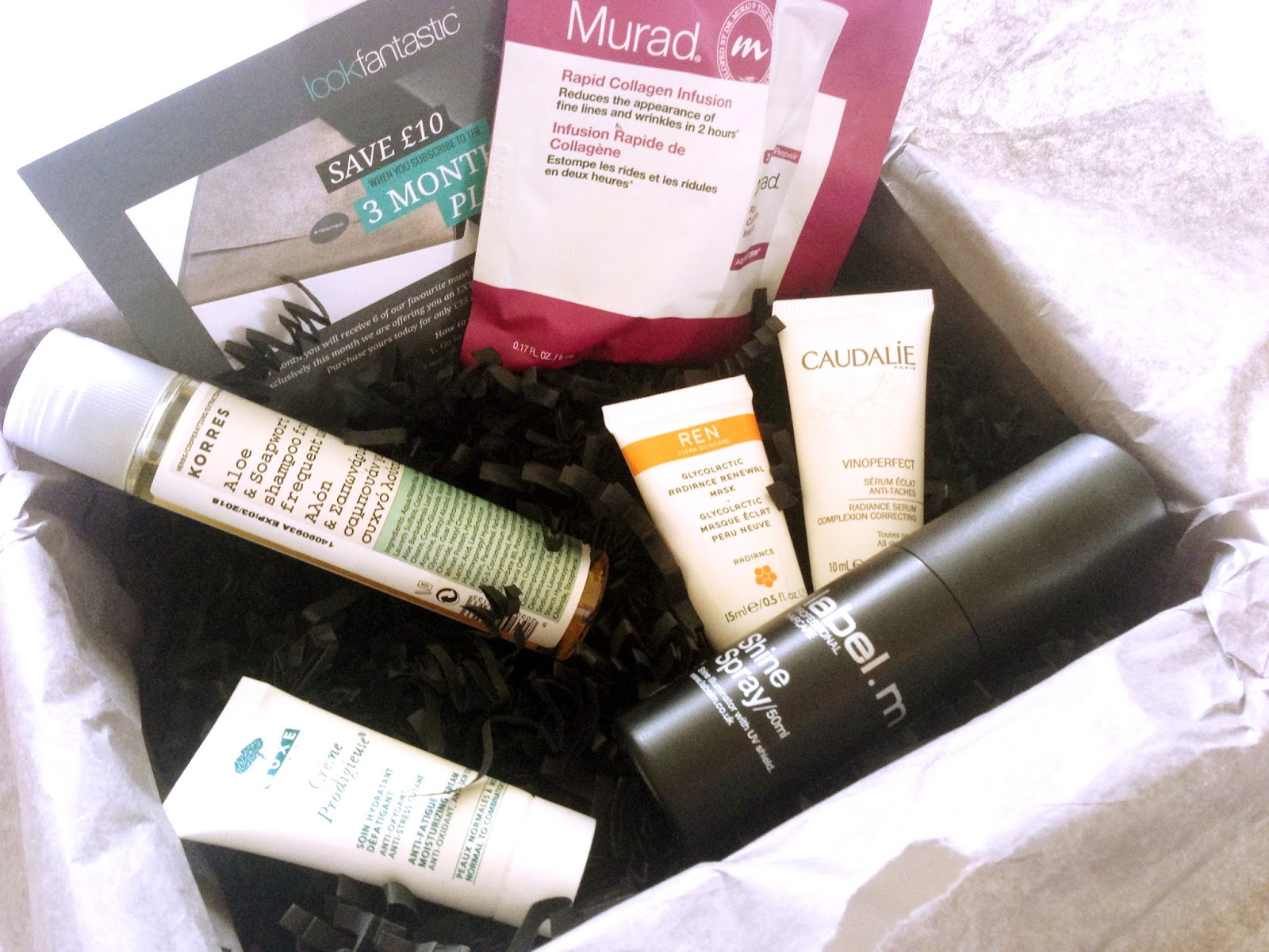Look Beauty Box