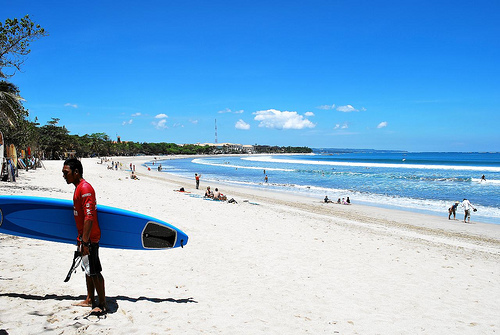 Hotel Murah di Pantai Kuta Bali