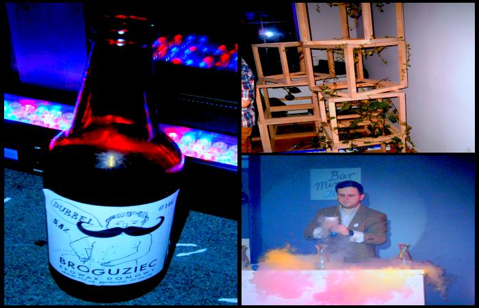 Obraz: Fabryka czekolady -  Kwiatkibratki,  live act Rubber Dots, Strefa Bar Minus 200