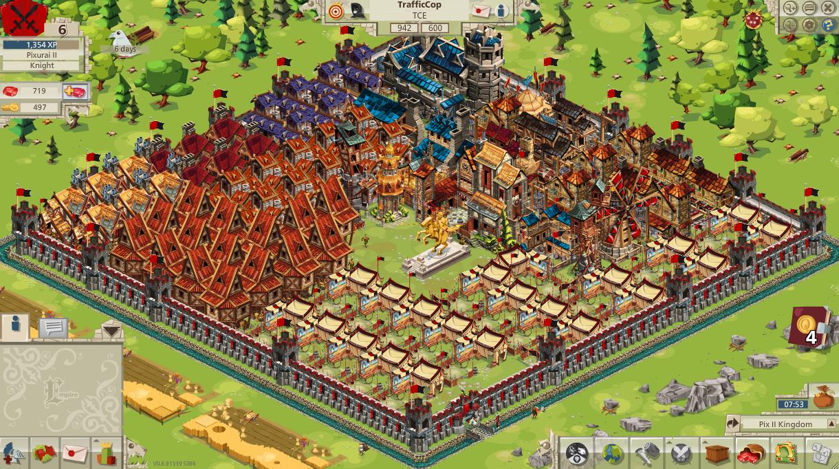 Pixurai II GoodGame Empire Blog: July 2012 Goodgame Empire