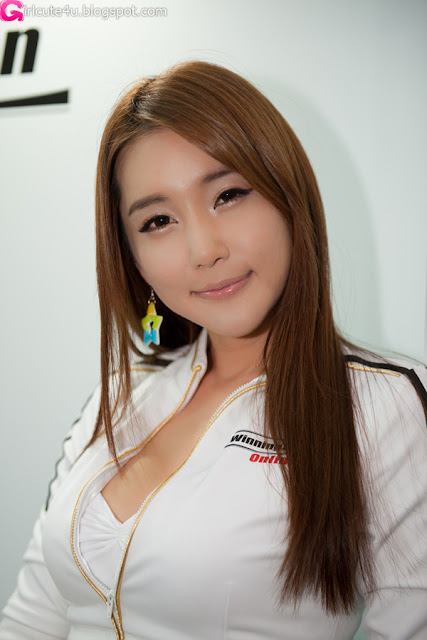 3 Choi Yu Jung - G-Star 2011-very cute asian girl-girlcute4u.blogspot.com