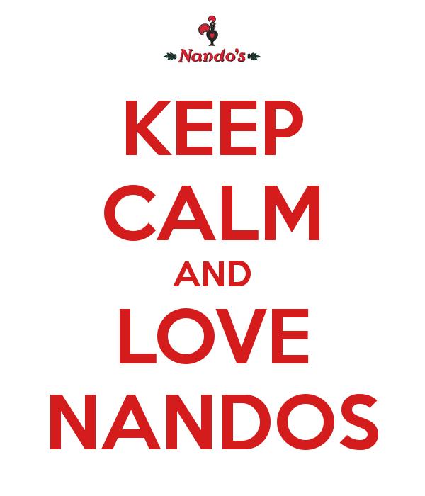 Nando's :3