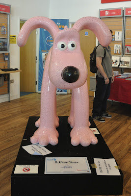 A Close Shave Gromit (front view)