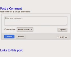 Is blog commenting the ultimate goal for blog readers/visitors?
