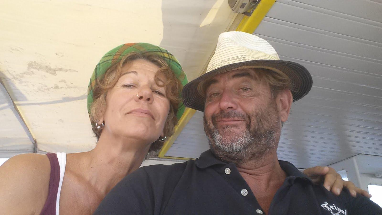 Louise et Arnaud