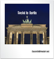 Be part of my social travel adventures in Berlin ;-)