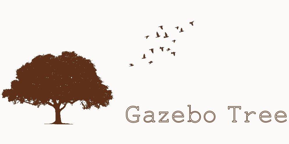 Gazebo Tree Vintage