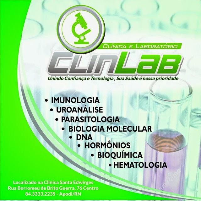 CLINLAB - Clínica e Laboratório