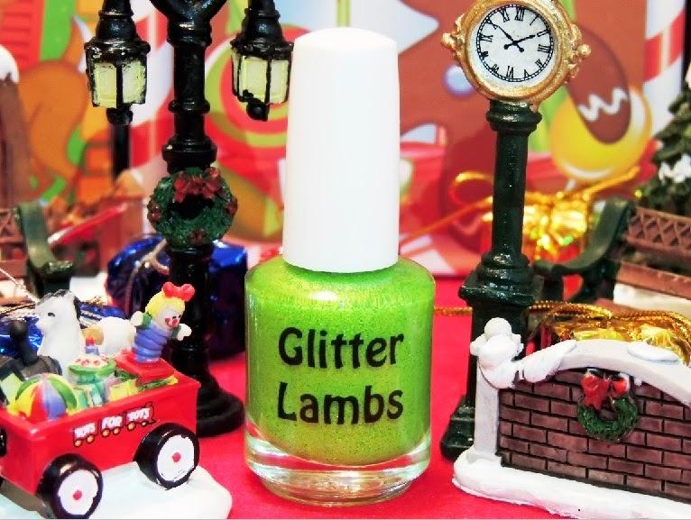 Custom Glitter Toppers