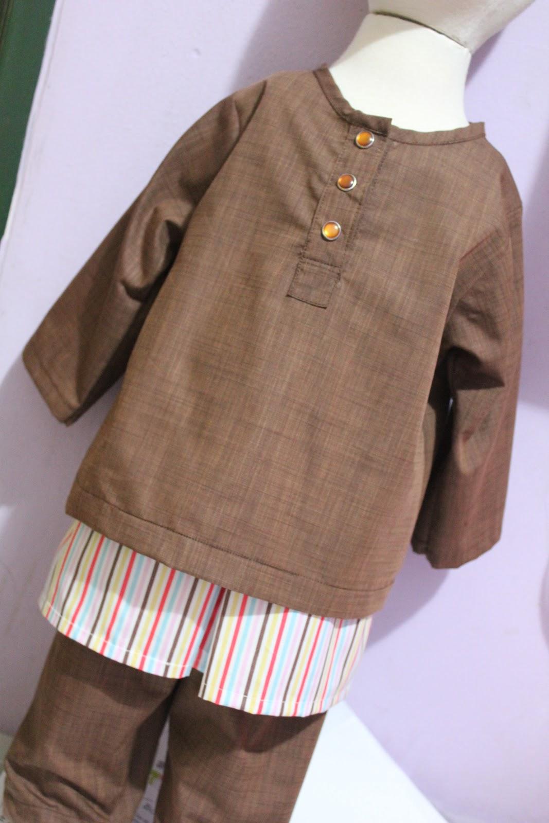 madebyja: Baju melayu Moden 1Y -For Sale-